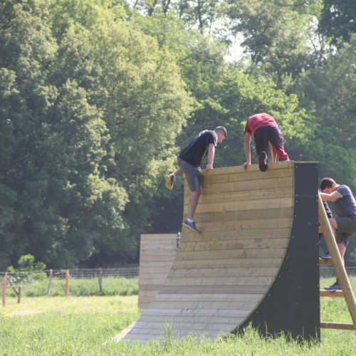 Aroo Arena parcours obstacle