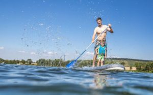 stand up paddle tours rillé