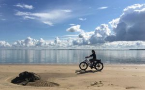 Location Fat Bike electrique plage royan