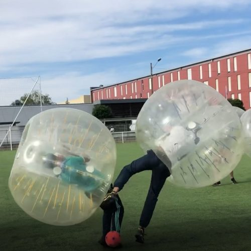 bubble foot Tours
